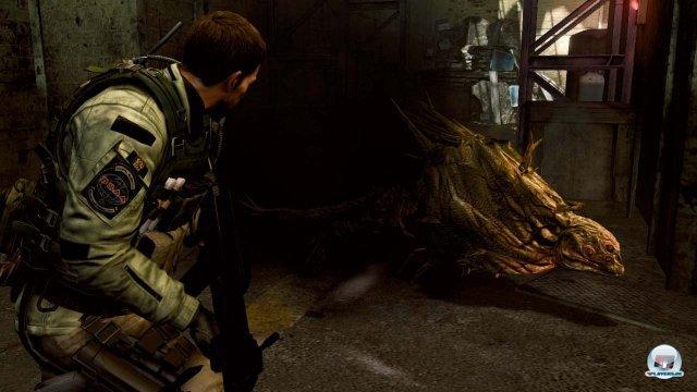 Screenshot - Resident Evil 6 (360) 92402112