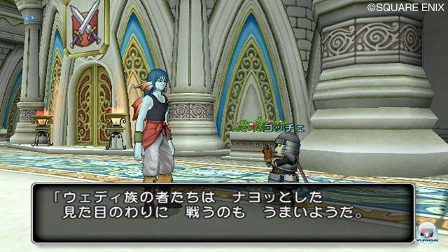 Screenshot - Dragon Quest X Online (Wii) 2289977