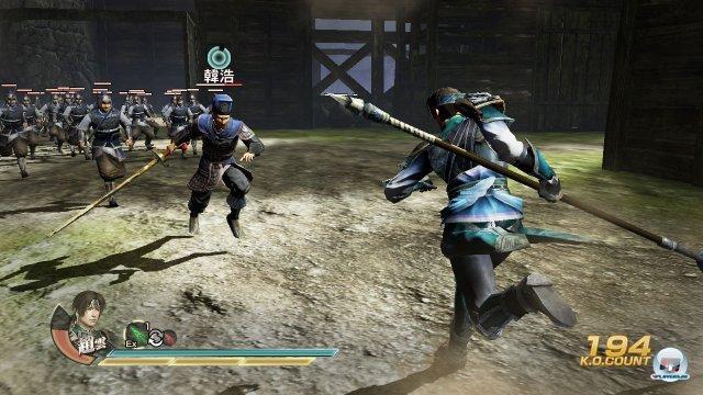 Screenshot - Dynasty Warriors 8 (PlayStation3) 92433672