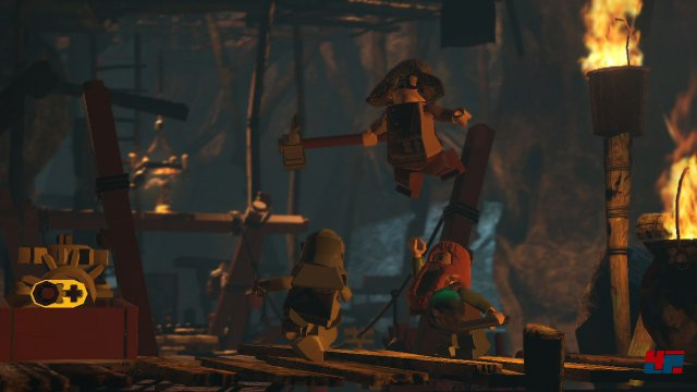 Screenshot - Lego Der Hobbit (PlayStation4)