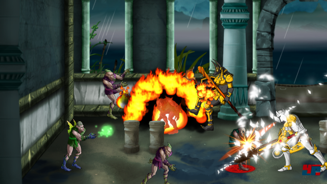 Screenshot - Dungeon Punks: Tag Team Brawler RPG (PC) 92530622