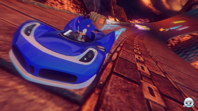 Screenshot - Sonic & All-Stars Racing Transformed (PlayStation3) 2384692