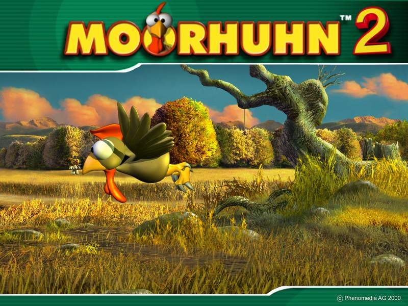 moorhuhn 2 cheats
