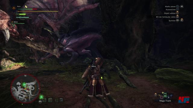 Screenshot - Monster Hunter: World (PS4) 92558828