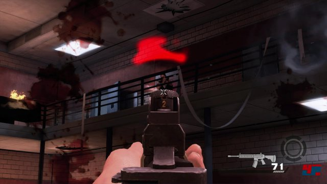 Screenshot - Devil's Third (Wii_U)
