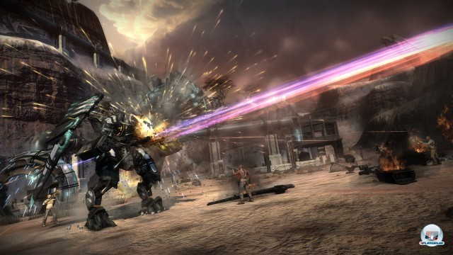 Screenshot - Starhawk (PlayStation3) 2222618