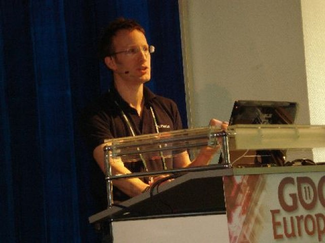 Screenshot - Game Developers Conference Europe 2011 (Spielkultur)