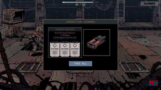 Screenshot - Deep Sky Derelicts (Linux)
