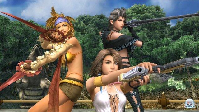 Screenshot - Final Fantasy X-2 (PlayStation3) 92460551