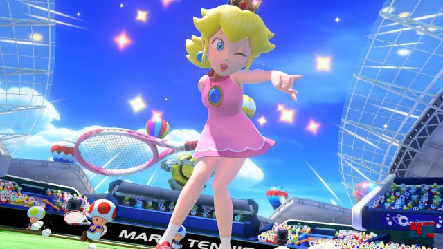 Screenshot - Mario Tennis: Ultra Smash (Wii_U) 92507567