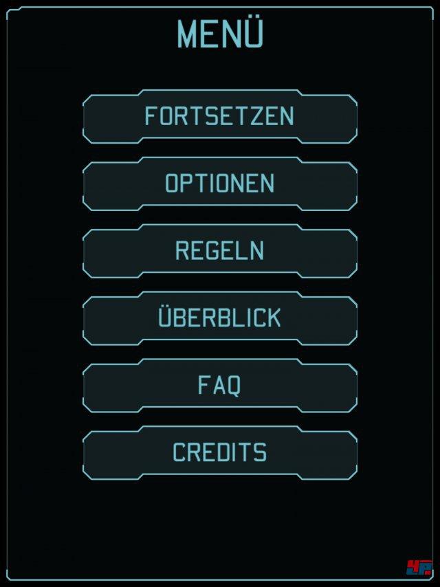 Innerhalb der Optionen k�nnt ihr die Sprache wechseln (neben Deutsch stehen auch Englisch, Franz�sisch, Spanisch, Polnisch etc. zur Verf�gung) sowie die Lautst�rke der Musik und Effekte regeln.