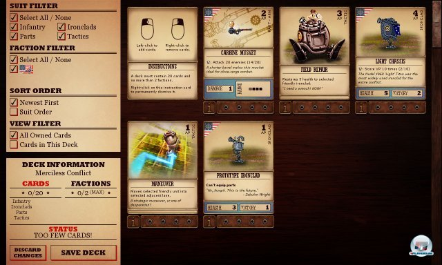 Screenshot - Ironclad Tactics (PC)