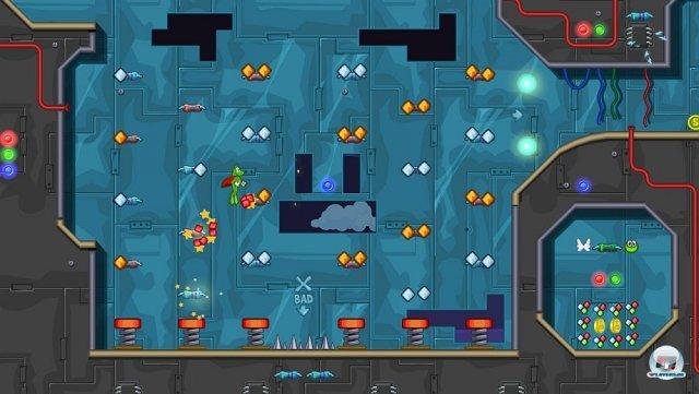 Screenshot - Superfrog HD (PlayStation3) 92464778