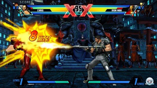 Screenshot - Ultimate Marvel vs. Capcom 3 (PS_Vita) 2316997