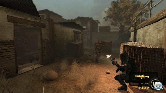 Screenshot - Global Ops: Commando Libya (PC)