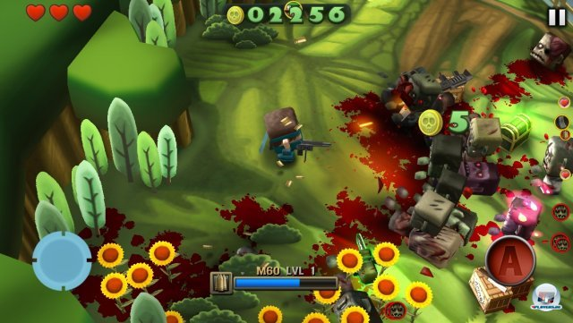 Screenshot - Minigore 2: Zombies (iPhone) 92431462