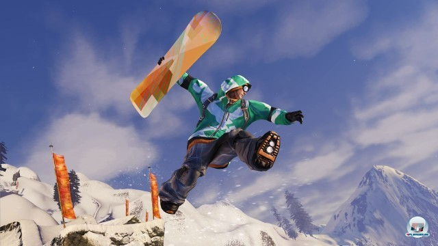 Screenshot - SSX (360) 2250997