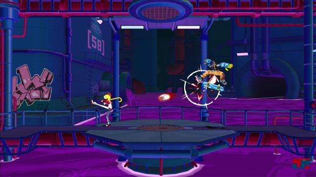 Screenshot - Lethal League Blaze (PC)