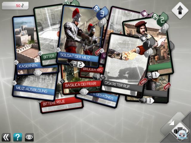 Screenshot - Assassin's Creed Recollection (iPad) 2328617
