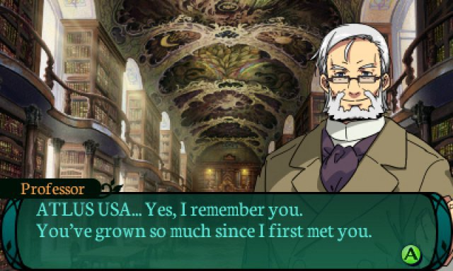 Screenshot - Etrian Odyssey 2 Untold: The Fafnir Knight (3DS)