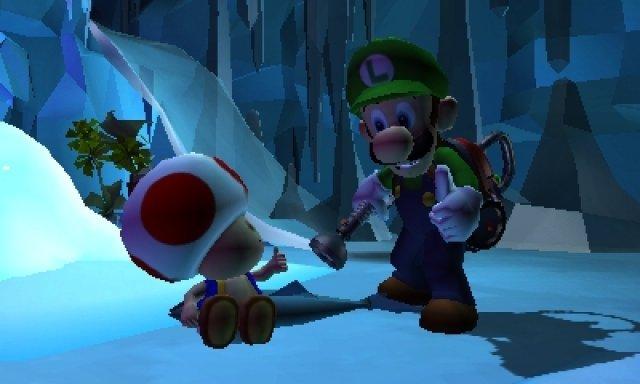 Screenshot - Luigi's Mansion: Dark Moon (3DS) 2360862