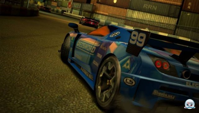 Screenshot - Ridge Racer Vita (PS_Vita) 2293412