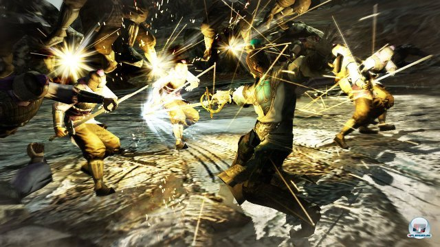 Screenshot - Dynasty Warriors 8 (PlayStation3) 92433532
