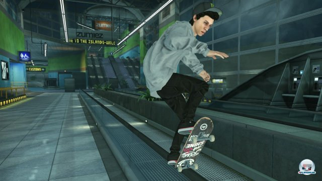 Screenshot - Tony Hawk's Pro Skater HD (360) 2388537