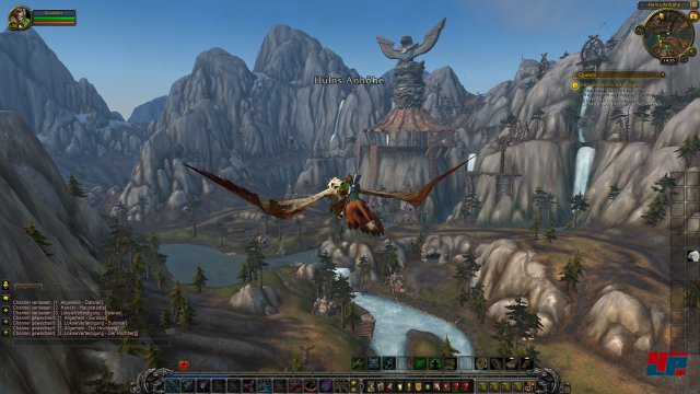 Screenshot - World of WarCraft: Legion (Mac) 92530764