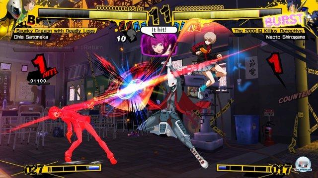 Screenshot - Persona 4: Arena (360) 2371967