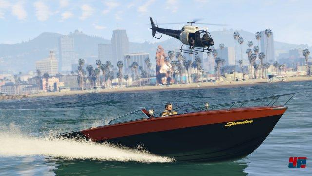 Screenshot - Grand Theft Auto 5 (PlayStation4) 92495180