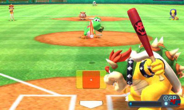 Screenshot - Mario Sports Superstars (3DS) 92542159