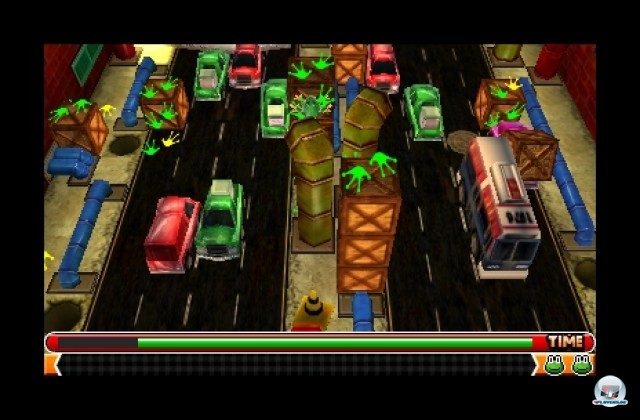 Screenshot - Frogger 3D (3DS) 2252667