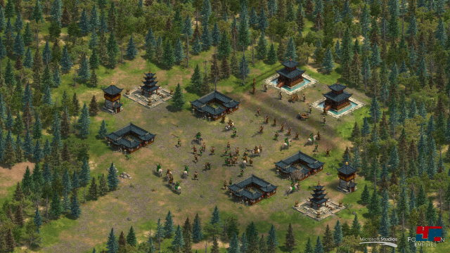 Screenshot - Age of Empires (Android)