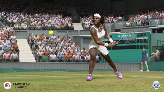 Screenshot - Grand Slam Tennis 2 (PlayStation3) 2300982