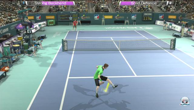 Screenshot - Virtua Tennis 4 (PS_Vita) 2246197