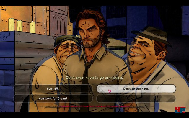 Screenshot - The Wolf Among Us: Episode 3 - A Crooked Mile (PC) 92480354