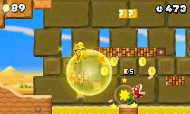 Screenshot - New Super Mario Bros. 2 (3DS) 2373542