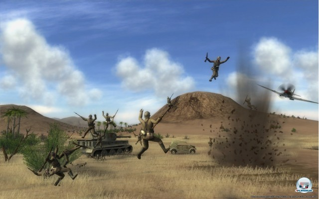 Screenshot - Air Conflicts: Secret Wars (PC)