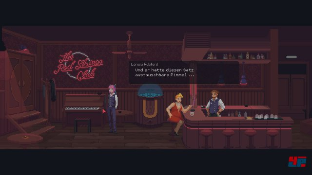 Screenshot - The Red Strings Club (PC)