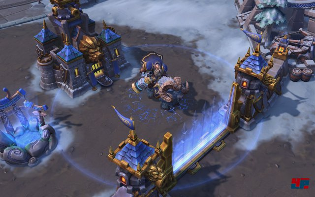 Screenshot - Heroes of the Storm (Mac) 92566442