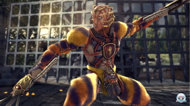 Screenshot - Soul Calibur V (360) 2250292