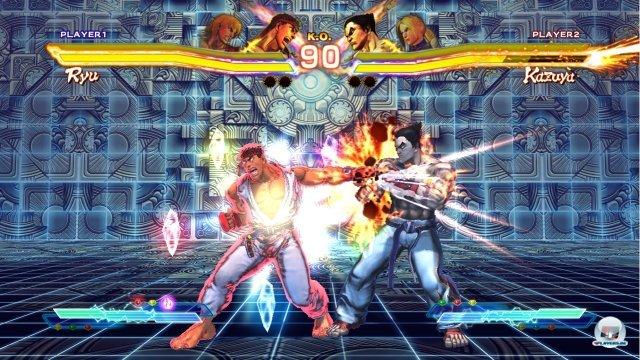 Screenshot - Street Fighter X Tekken (360) 2277412