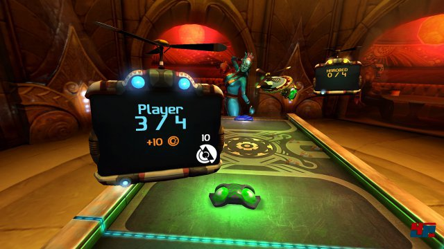 Screenshot - Shufflepuck Cantina Deluxe VR (PC)