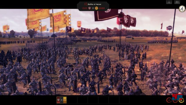 Screenshot - Oriental Empires (PC)