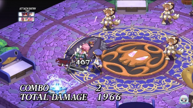 Screenshot - Disgaea 4: A Promise Unforgotten (PlayStation3) 2241414