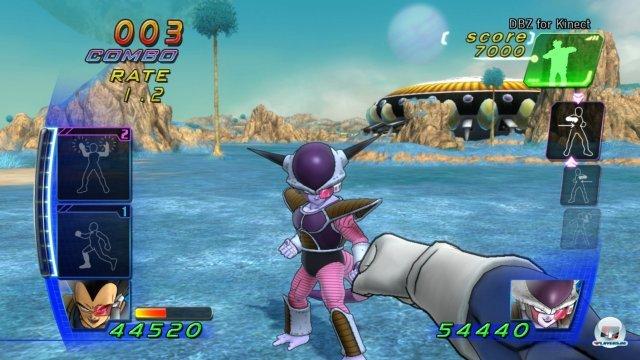 Screenshot - DragonBall Z f�r Kinect (360) 2362892