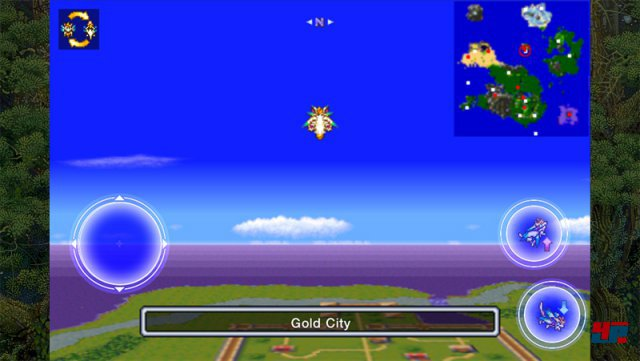 Screenshot - Secret of Mana (Android)