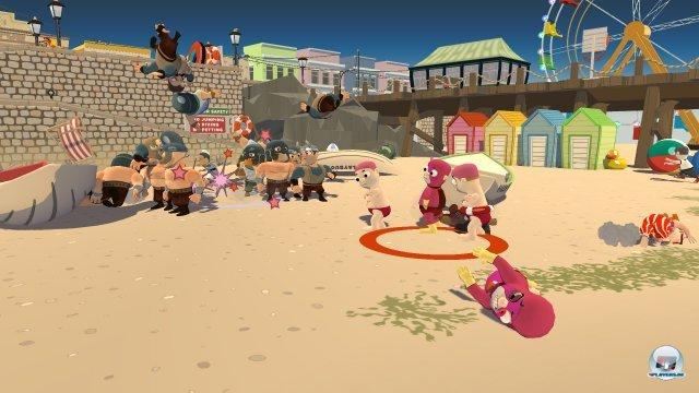 Screenshot - When Vikings Attack! (PlayStation3) 2393602