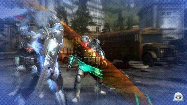 Screenshot - Metal Gear Rising: Revengeance (PlayStation3) 2375652
